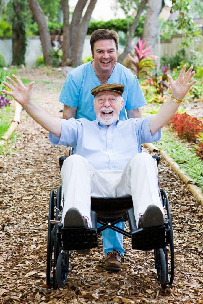 Examinierte Pflegefachkräfte und Senior