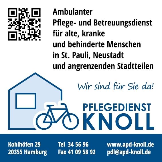 Ambulanter Pflege- und Betreuungsdienst Knoll Logo