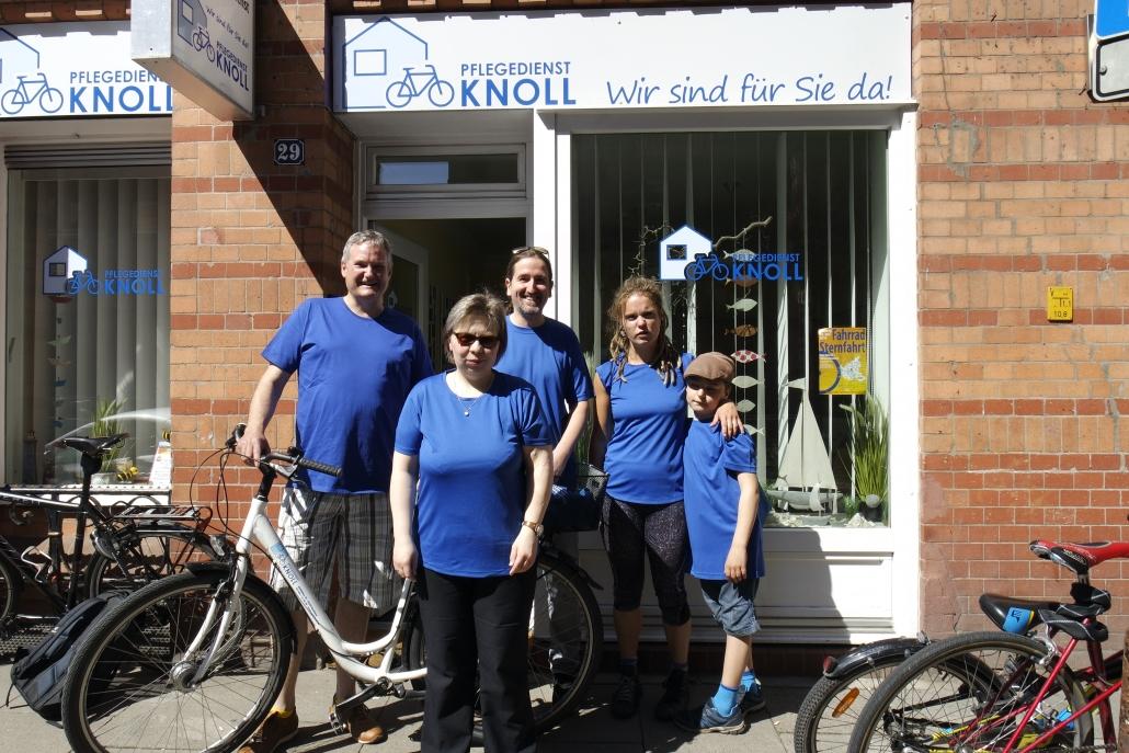 Fahrradsternfahrt Hamburg 2019