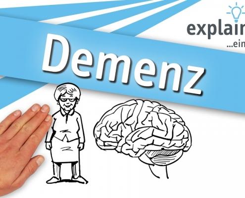 Demenz einfach erklärt